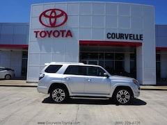 Used 2018 Toyota 4Runner Limited SUV near Lafayette, LA
