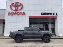 Used 2018 Toyota Tacoma TRD Sport 4x2 Truck Double Cab near Lafayette, LA