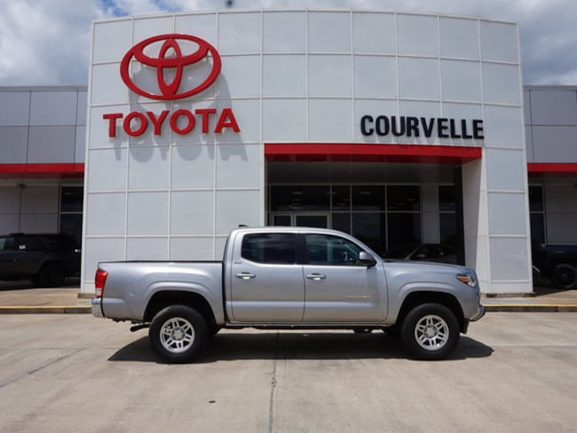 2016 Toyota Tacoma Double Cab SR5 4x4 V6 Truck Double Cab