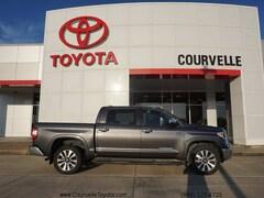 Used 2020 Toyota Tundra Limited 5.7L V8 Truck CrewMax near Lafayette, LA