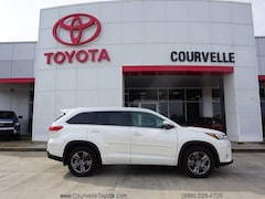 Used 2018 Toyota Highlander Limited Platinum V6 SUV near Lafayette, LA