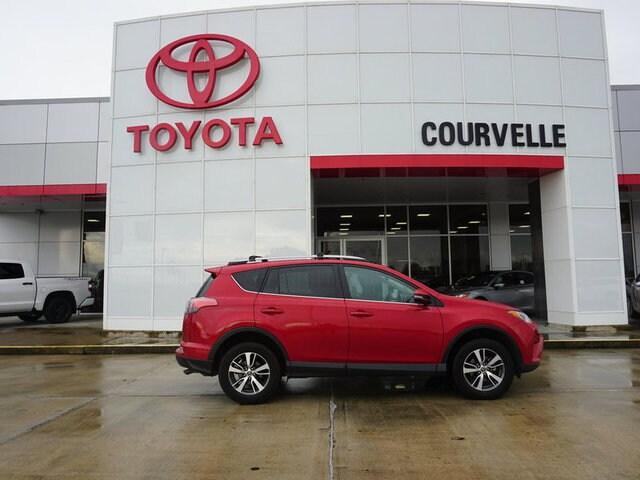Toyota Lafayette La >> New 2017 Toyota Rav4 Xle Near Lafayette La