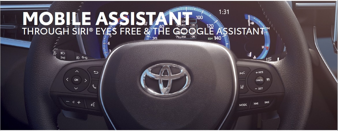Toyota Mobile Assistant At Courvelle Toyota In Lafayette, LA