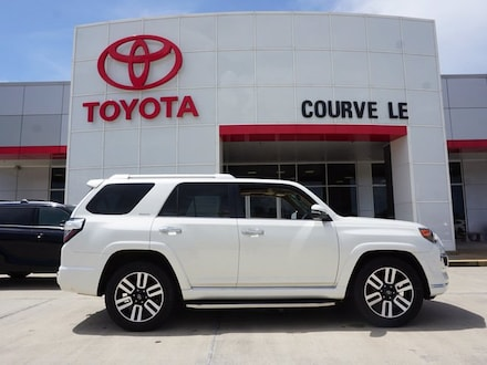 2014 Toyota 4Runner Limited 4x2 SUV