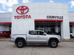 Used 2017 Toyota Tacoma Double Cab TRD Off Road 4x4 3.5L V6 Truck Double Cab near Lafayette, LA