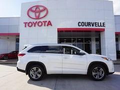 Used 2018 Toyota Highlander Limited Platinum SUV near Lafayette, LA