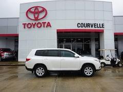 Used 2013 Toyota Highlander SUV near Lafayette, LA