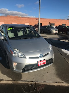 2012 Toyota Prius Two Hatchback
