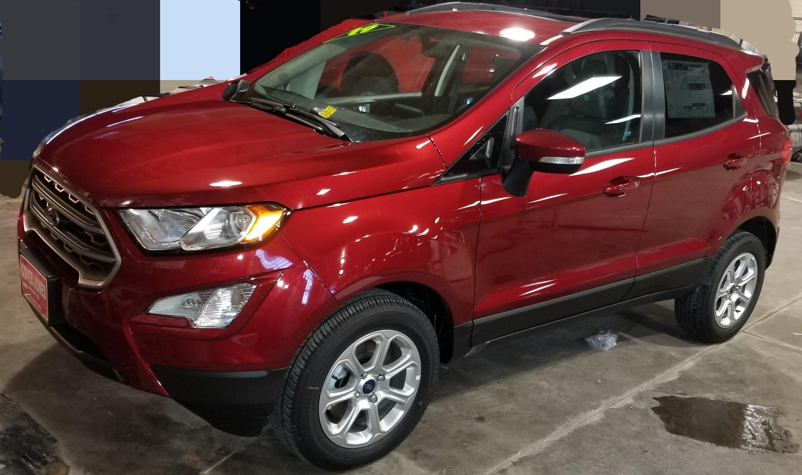 2019 Ford EcoSport SE Crossover