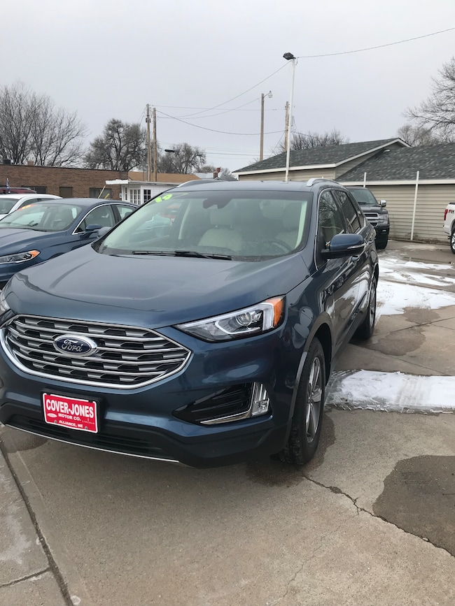 2019 Ford Edge Edge SEL AWD Crossover