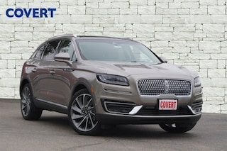 New 2019 Lincoln Nautilus Reserve SUV for sale in Austin TX