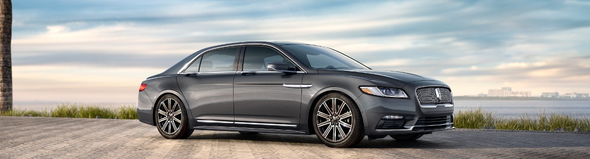 New 2018 2019 Lincoln Continental In Austin Covert Lincoln