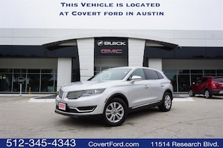 Used 2016 Lincoln MKX Premiere SUV for sale in Austin TX