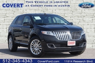 Used 2013 Lincoln MKX FWD SUV for sale in Austin TX