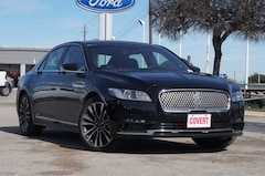 New 2018 Lincoln Continental Reserve Sedan for sale in Austin TX