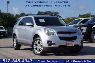 Used 2011 Chevrolet Equinox 1LT SUV for sale in Austin TX