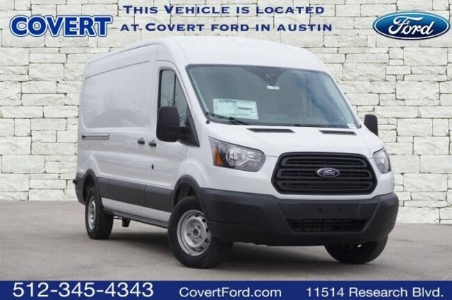 871e65c440 New 2019 Ford Transit-350 XL Van Medium Roof Cargo Van for sale in Austin