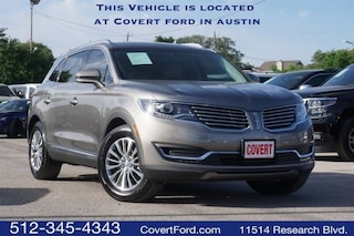 Used 2016 Lincoln MKX Select SUV for sale in Austin TX