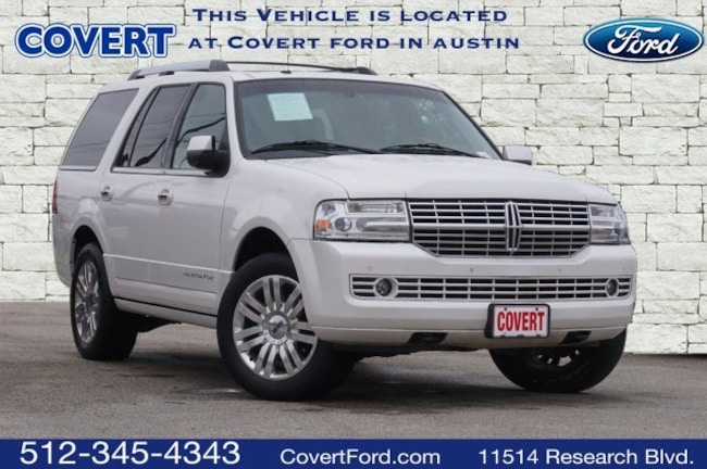 Used 2013 Lincoln Navigator For Sale Austin Tx Stock 2199110a