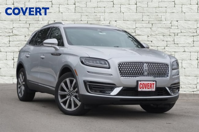 New 2019 Lincoln Nautilus Select SUV for sale in Austin TX