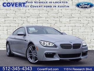 Used 2014 BMW 650i Coupe for sale in Austin TX