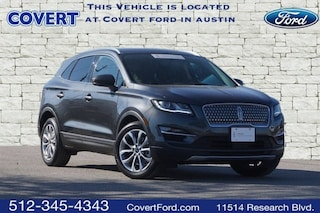 Used 2019 Lincoln MKC Select SUV for sale in Austin TX
