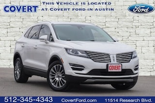 Used 2016 Lincoln MKC Reserve SUV for sale in Austin TX
