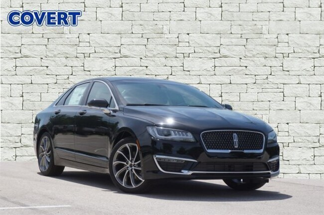 New 2018 Lincoln MKZ Reserve Sedan for sale in Austin TX