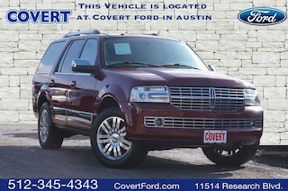 Used 2013 Lincoln Navigator 4x4 SUV for sale in Austin TX