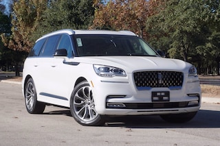 New 2021 Lincoln Aviator Grand Touring SUV for sale in Austin TX