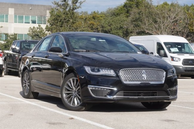 New 2019 Lincoln Mkz For Sale Austin Tx Stock 4190026