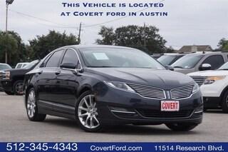 Used 2014 Lincoln MKZ Sedan for sale in Austin TX
