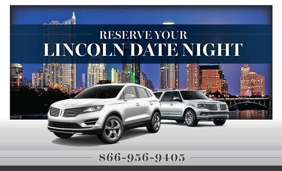 Lincoln Date Night Covert Lincoln