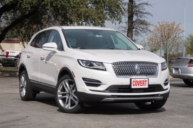 New 2019 Lincoln Mkc For Sale Austin Tx Stock 4190022