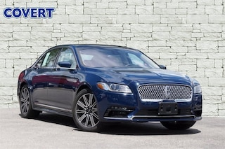 2018 Lincoln Continental Reserve Sedan for sale in Austin TX