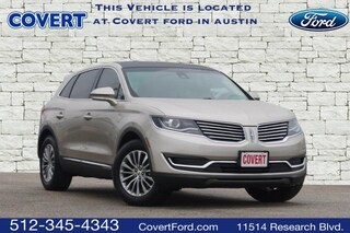 Used 2017 Lincoln MKX Select SUV for sale in Austin TX