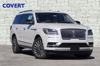 New 2019 Lincoln Navigator Reserve SUV for sale in Austin TX