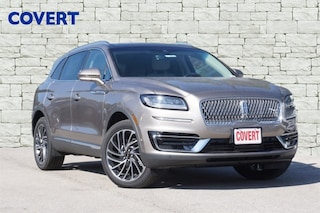 New 2020 Lincoln Nautilus Reserve SUV for sale in Austin TX