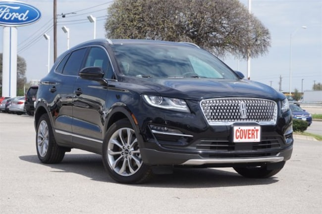 New 2019 Lincoln MKC Select SUV for sale in Austin TX