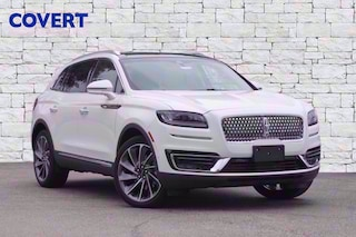 New 2020 Lincoln Nautilus Reserve SUV 2LMPJ8KP2LBL11744 for sale in Austin TX
