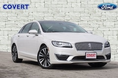 New 2018 Lincoln MKZ Reserve Sedan for sale in Austin TX
