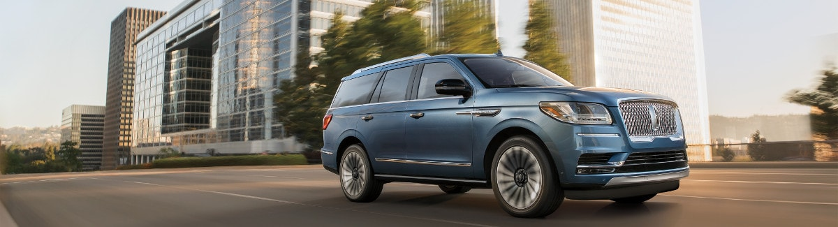 New Lincoln Navigator Luxury Suvs For Sale In Austin At Covert Lincoln