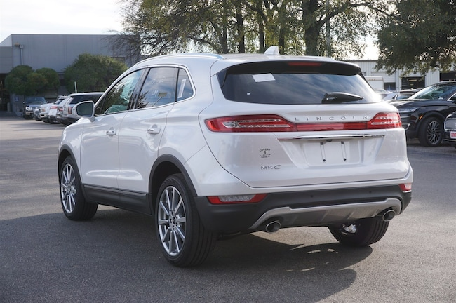 New 2019 Lincoln Mkc For Sale Austin Tx Stock 4190008