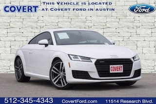 Used 2016 Audi TT 2.0T Coupe for sale in Austin TX