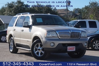 Used 2005 Lincoln Aviator Luxury SUV for sale in Austin TX