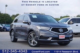 Used 2017 Acura MDX V6 SH-AWD with Technology Package SUV for sale in Austin TX