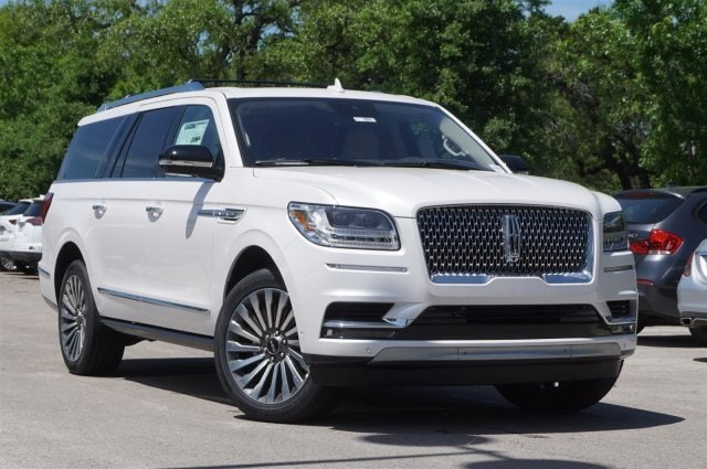 Austin New 2019 Lincoln Navigator L Reserve Best Price