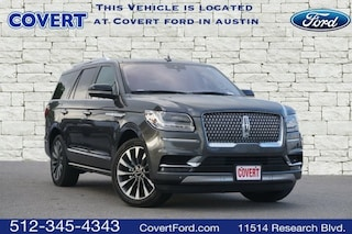 Used 2018 Lincoln Navigator Select SUV for sale in Austin TX