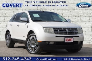Used 2009 Lincoln MKX Base SUV for sale in Austin TX