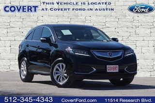 Used 2016 Acura RDX Base w/Technology Package (A6) SUV for sale in Austin TX